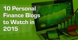 10 Personal Finance Blogs to Watch in 2015