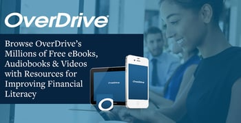 Browse Overdrives Millions Of Free Titles