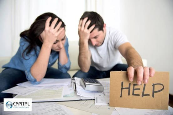 Photo of couple from Capital Debt Solutions website