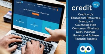 Credit Org Offers Educational Resources Events And Counseling