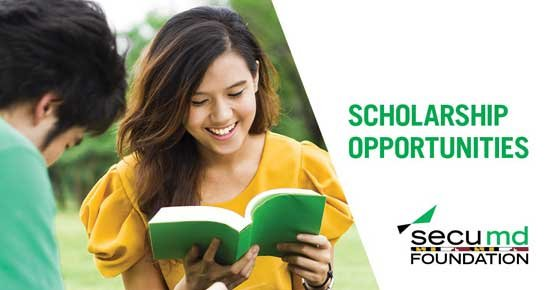 SECU Scholarship Graphic