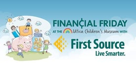 Banner for Financial Friday