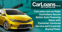 CarLoans.com.au Helps Australians Secure Better Auto Financing Rates with Customer-Centered Service and Corporate Buying Power