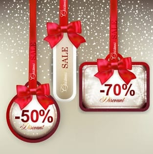 Holiday Sale Graphic