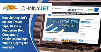 Johnny Jets Resources Help Consumers Maximize Savings