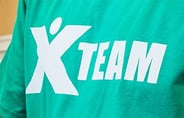 Photo of XTEAM member shirt