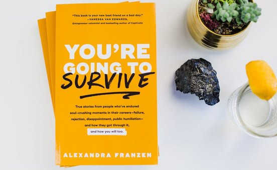 Photo of You're Going to Survive