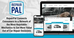 RepairPal Connects Consumers to a Network of the Most Reputable Mechanics to Get More Value Out of Car Repair Decisions