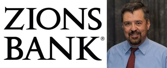Photo of Zions Bank's Don L. Milne
