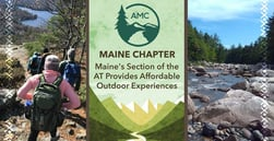The Maine Attraction: The Appalachian Trail's Northernmost Section Provides Scenic Views and Experiences that Won't Require a Hike in Pay