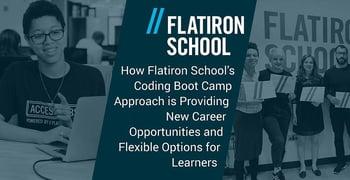 Flatiron Schools Coding Programs Provide Career Opportunities