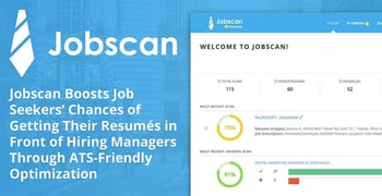 Jobscan Optimizes Resumes For Ats And Hiring Managers