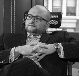 Photo of Jared Weitz, Founder and CEO of United Capital Source