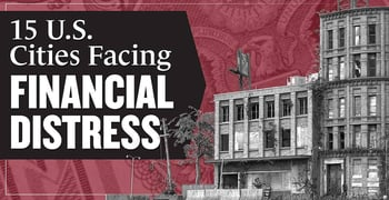 15 U.S. Cities Facing Financial Distress
