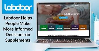 Labdoor Helps People Make Informed Decisions On Supplements