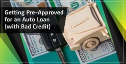 7 Best Providers for a Pre-Approved Car Loan (Bad Credit OK)
