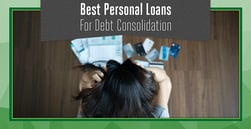 9 Best Bad-Credit Personal Loans for Debt Consolidation