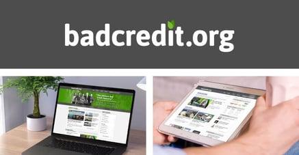 BadCredit.org Media Assets