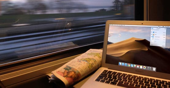 TripMode Train Photo