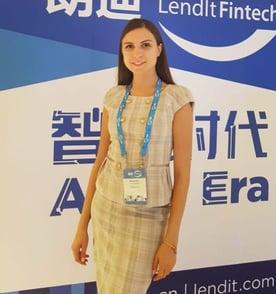 Photo of Anastasia Pona Sales Manager at Turnkey Lender