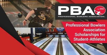 The Professional Bowlers Association Supports Student-Athletes Through the Billy Welu Scholarship and as a Bowl4Life Scholarship Partner