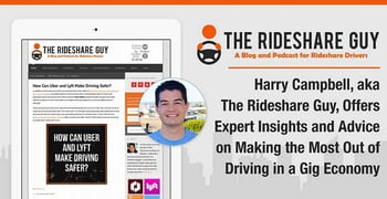 The Rideshare Guy Offers Expert Insights On Earning More