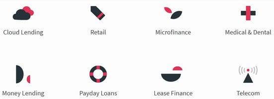 Screenshot of Turnkey Lending industries
