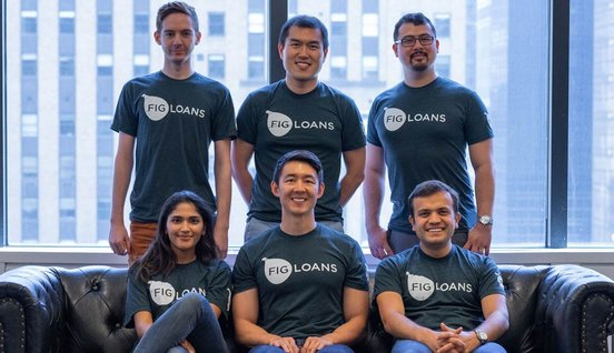 Photo of the Fig Loans team