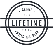 Lifetime Credit Protection Plan Image