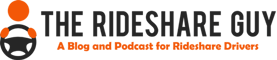 The Rideshare Guy Logo