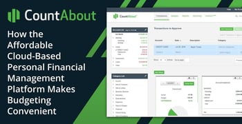 CountAbout: How the Affordable Cloud-Based Personal Financial Management Platform Makes Budgeting Convenient