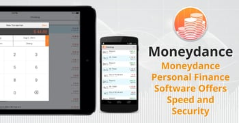 Moneydance Personal Finance Software Offers Speed And Security