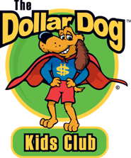Dollar Dog Kids Club Logo