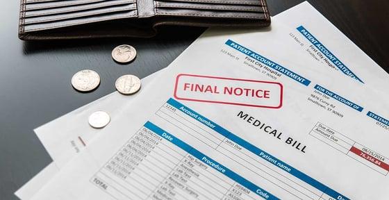 Final Notice Medical Bill