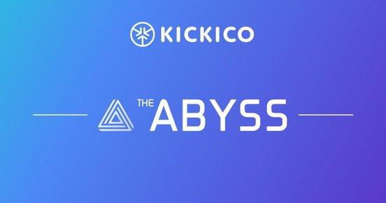 KICKICO and The Abyss logos