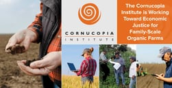 The Cornucopia Institute is Working Toward Economic Justice for Family-Scale Organic Farms