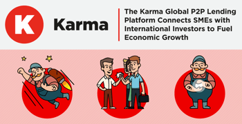 The Karma Global P2P Lending Platform Connects SMEs with International Investors to Fuel Economic Growth