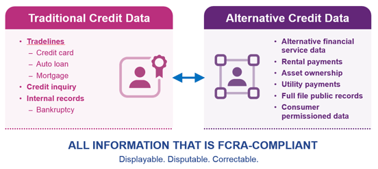 Experian Alternative Data Graphic
