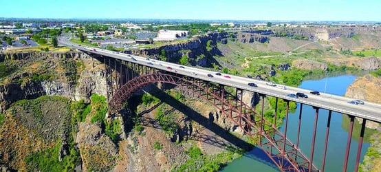 The Perrine Bridge