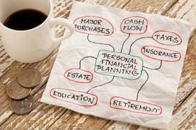 Financial Counseling Graphic