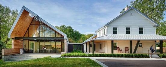 Photo of upgraded community facility