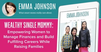 Wealthy Single Mommy Delivers Financial Resources To Women