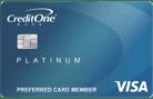 Credit One Bank®Unsecured Visa®