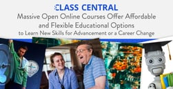 Massive Open Online Courses Offer Affordable and Flexible Educational Options to Learn New Skills for Advancement or a Career Change