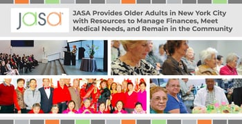 Jasa Is Helping Older Adults In Nyc Remain In The Community