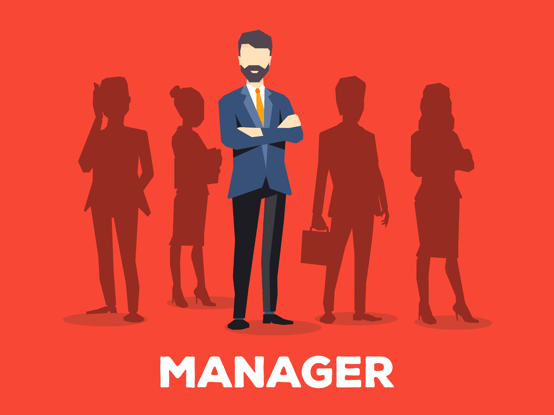 Step 2: Speak with a Manager
