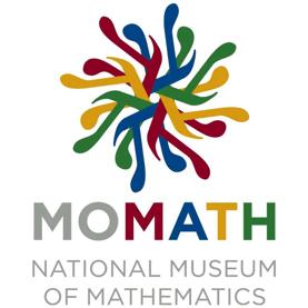 National Museum of Mathematics Logo