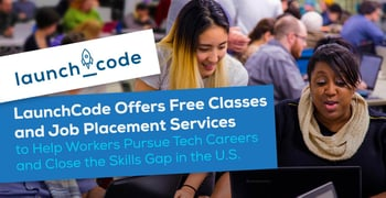 Launchcode Offers Free Tech Classes And Job Placement