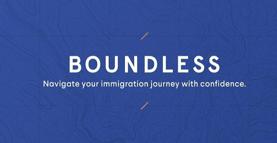 Boundless Logo and Screen Cap