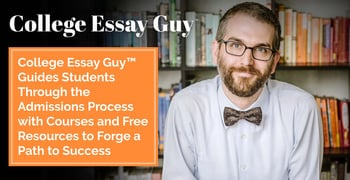 College Essay Guy And Advancing Students Education